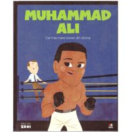 Colectia Micii mei eroi nr.35 - Muhammad Ali