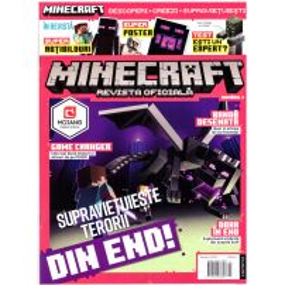 Minecraft revista oficiala Nr. 3/2018