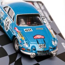 Colectia Raliul Monte Carlo Nr. 40 - Alpine-Renault A110 1800 1973