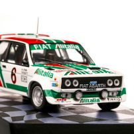 Colectia Raliul Monte Carlo Nr. 65 - Fiat Abarth 131 Rally - 1978