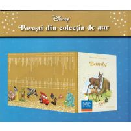 Pachet Povesti din colectia de aur Disney Nr. 111, 112, 113, 114
