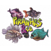 Best Flowpacks - Piranhas & Co. DeAgostini