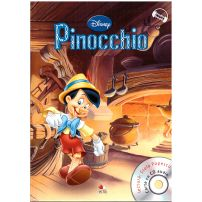 Pinocchio - Carte si CD audio