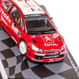 Colectia Raliul Monte Carlo Nr. 33 - Citroen C4 WRC 2007 Eaglemoss