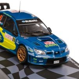 Colectia Raliul Monte Carlo Nr. 56 - Subaru Impreza WRC 2007 2008 - macheta56.7
