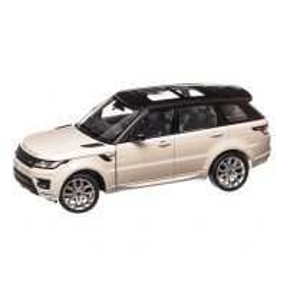 Range Rover Sport 2013, macheta auto, scara 1:24, alb, Welly