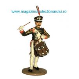 Razboaiele napoleoniene nr.3.1 - Tobosarul de batalion-Regimentul de garda Semionovsky anul 1812