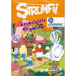 Strumfii - Animalutele Strumfilor