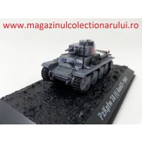 Vehicule Militare Stars nr.17 - PzKpfw 38 (t) Ausf. F