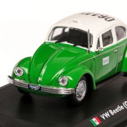 Volkswagen Beetle Taxi Mexico 1985-5