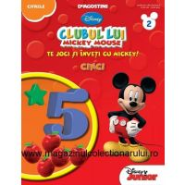 Clubul lui Mickey nr. 2 - Te joci si inveti cu Mickey - Cifra cinci