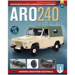 Macheta ARO 240 kit construibil Eaglemoss nr. 25