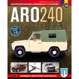 Macheta ARO 240 nr.44- coperta-magazinulcolectionarului.ro