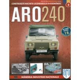 Macheta ARO 240 kit construibil Eaglemoss nr. 6