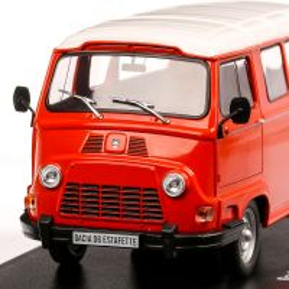Automobile de neuitat nr.22 - Dacia D6 Estafette
