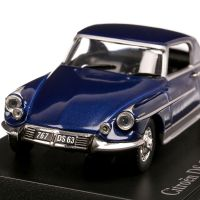 Citroen DS Coupe Le Dandy 1967, macheta auto scara 1:43, albastru, Atlas