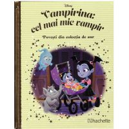 Povesti din colectia de aur Disney Nr. 149 - Vampirina: cel mai mic vampir