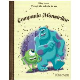 Povesti din colectia de aur Disney Nr. 16 - Compania Monstrilor