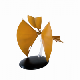 Macheta nava stelara Bajoran Solar Sailor