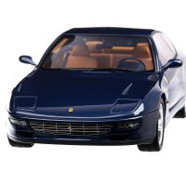 Ferrari 456 GT Resin Series 2003 albastru, scara 1:18 albastru inchis, GT Spirit
