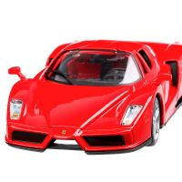 Ferrari Enzo 2004, macheta auto  scara 1:24, rosu, Bburago
