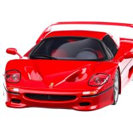 Ferrari F50 Rosso Corsa Resin Series 1995, macheta auto scara 1:18, rosu, GT Spirit
