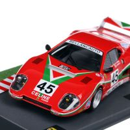 Ferrari Racing Collection - Nr. 19 - 512 BB 24H Le Mans - 1981