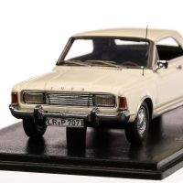 Ford Taunus P7b 17M Coupe 1971, macheta auto, scara 1:43, alb, Neo