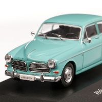 Greek Cars Collection - Nr. 14 - Volvo Amazon 121 1964