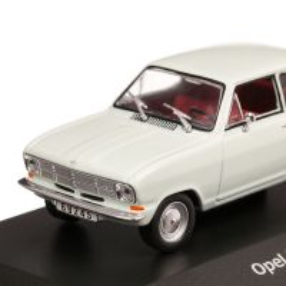 Greek Cars Collection - Nr. 1 - Opel Kadett B 1965