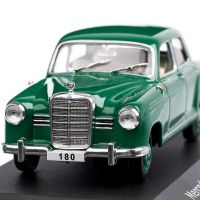 Greek Cars Collection - Nr. 21 - Mercedes-Benz W120 180 1954