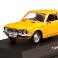 Greek Cars Collection - Nr. 5 - Toyota Corolla 1974