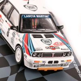 Colectia Raliul Monte Carlo Nr. 14 - Lancia Delta HF 4WD 1987 Eaglemoss