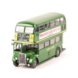 Autobuzele lumii stars nr.64 - AEC Regent III RT - 1947