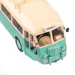 Autobuzele lumii stars nr.14 - Chausson APH - 1950