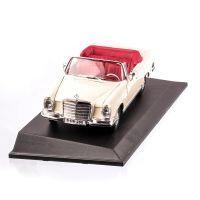 Mercedes-Benz 280SE Cabriolet 1967, macheta auto scara 1:18, crem, window box, Maisto