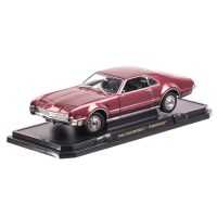 OLDSMOBILE TORONADO 1966, macheta auto scara 1:18, visiniu metalizat, window box, Lucky Die Cast