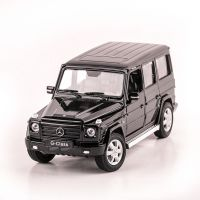 Mercedes-Benz G-Klasse, macheta auto scara 1:24, negru, Welly