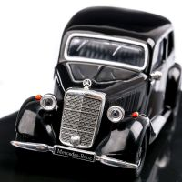 Mercedes 170V W136 1949, scara 1:43, negru, IXO