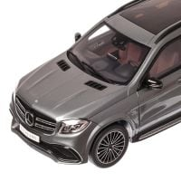 Mercedes-Benz AMG GLS 63 2016 limited editions, macheta auto scara 1:18, gri, Resin series, GT Spirit
