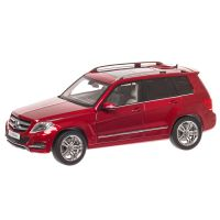 Mercedes-Benz GLK-Class 2013, macheta SUV scara 1:18, rosu, Welly