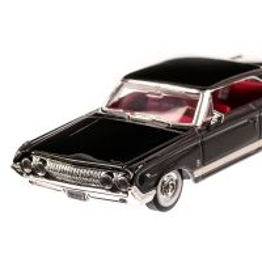 Mercury Marauder 1964, macheta auto, scara 1:43, negru, Lucky Die Cast