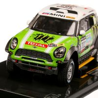 Mini All 4 Racing #302 Monster Rallye Dakar 2014, macheta  auto, scara 1:43, IXO