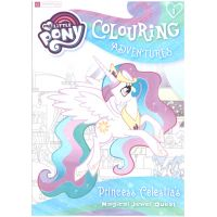 My Little Pony - Colouring Adventures - Nr. 1