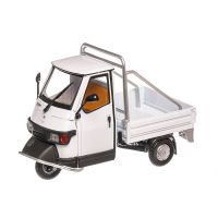 Piaggio Ape Cross 50 2000, macheta scuter, scara 1:18, alb, New Ray
