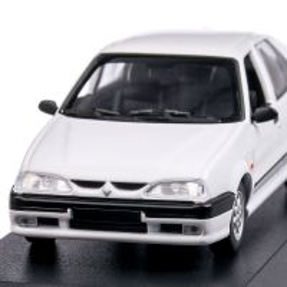 Renault 19 1995, macheta auto scara 1:43, alb, Maxichamps