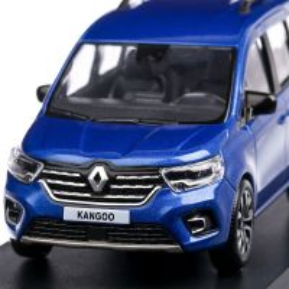 Renault Kangoo Ludospace 2021, macheta  auto, scara 1:43, albastru, Norev