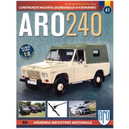 Macheta ARO 240 nr.41- coperta-magazinulcolectionarului.ro