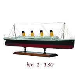 Macheta RMS TITANIC - Hachette - kit construibil complet